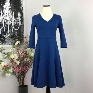 Boden Clerkenwell Fit & Flare Dress